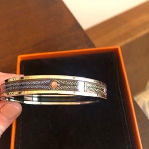 Authentic - HERMÈS Enamel Bracelet